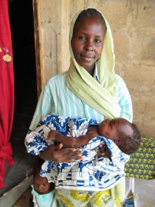 Au terme de son odyssée, Mary Musa Ali peut enfin respirer. csi
