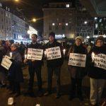 Des veillées silencieuses pour les chrétiens persécutées