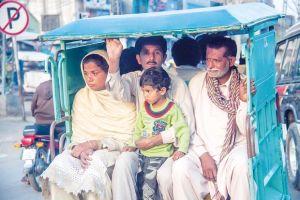 Kamran* a été frappé par son patron et torturé au poste de police parce qu'il voulait assister au culte. Photo: © AÉM
