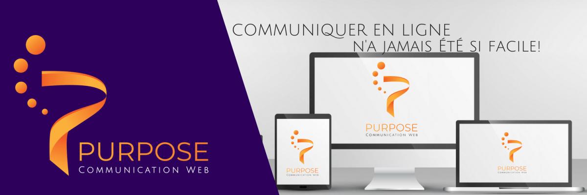 Purpose Communication Web