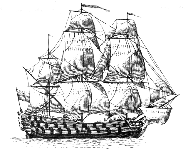 Falconer - Ship