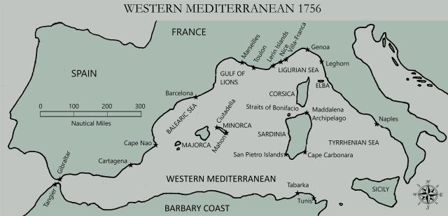 Western Mediterranean Neo