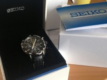 My new Seiko watch
