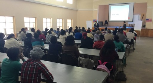 60 local owners expand their knowledge of basic business skills.