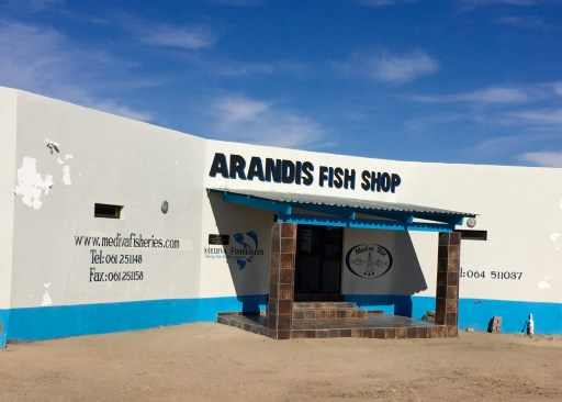 A new business brings us seafood from the nearby coast.