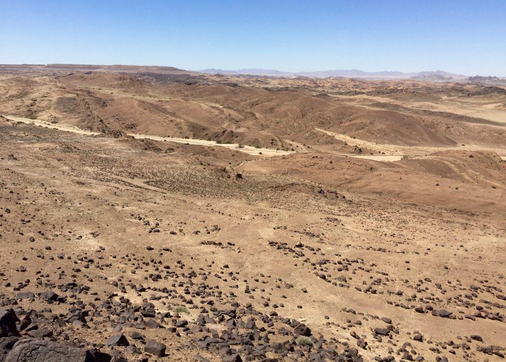 More bike rides through the desert