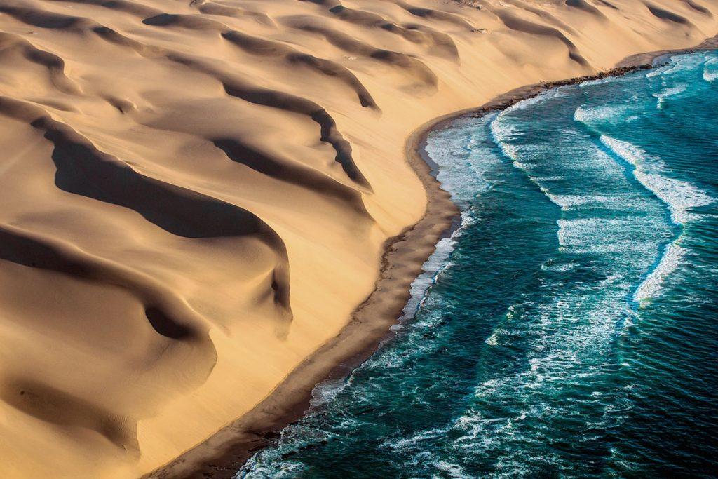 A coastline like no other…