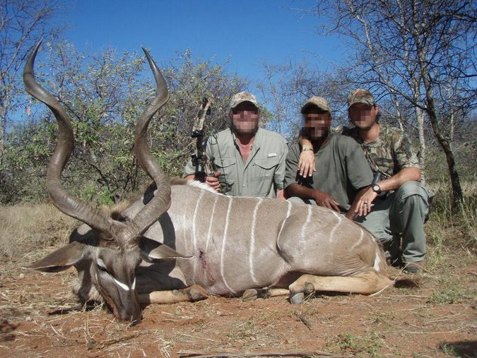 """""""Trophy Hunting"""" is """"Conservation Hunting"""" in Namibia"""