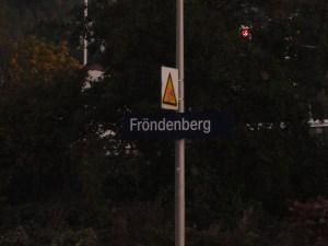 Startpunkt Fröndenberg