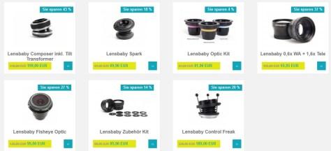 Lensbaby Angebote
