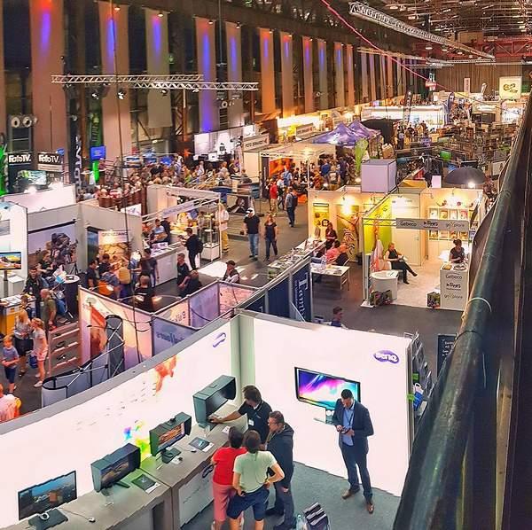 Photo+Adventure 2017 - Messehalle Kraftzentrale