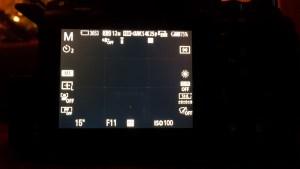Feuerwerk fotografieren - Einstellung in der Sony Alpha 7S II