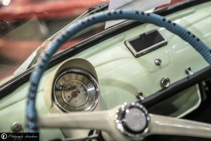 Fiat 500 - Cockpit