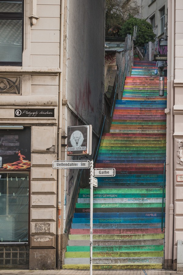 Holsteiner Treppe