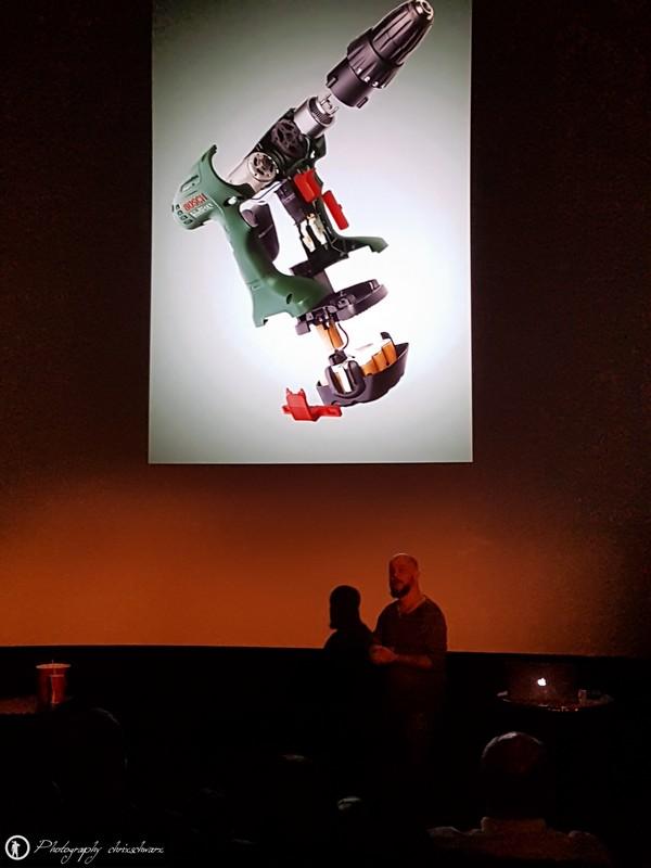 Matthias Schwaighofer bei Photostars on Stage 2018