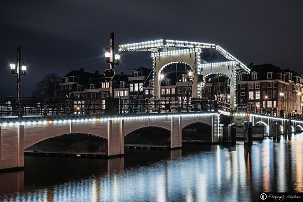 Magere Brug (Magere Brücke)