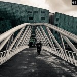 Brücke zum NEMO Sciene Museum