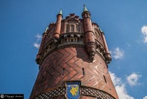 Wasserturm in Rostock