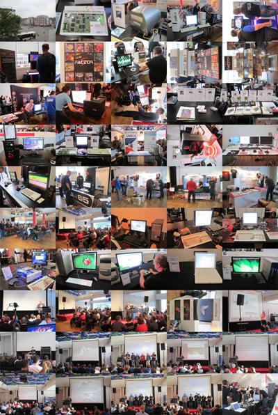 Amiga 30ème Anniversaire à Dusseldorf le 10 octobre 2015