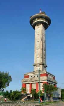 the asmaul husna tower