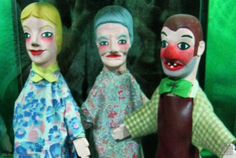 guignol puppets from france