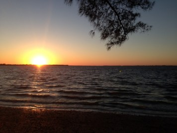 Fort Meyers Sunset - Marty Leake