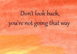 images DON'T LOOK BACK