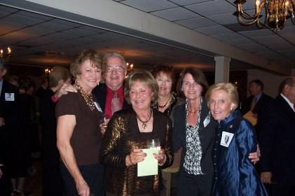 Karlene, Annie, Sally, Christine, and Jeannie Kay