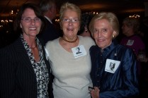 Christine, Gay and Jeannie Kay