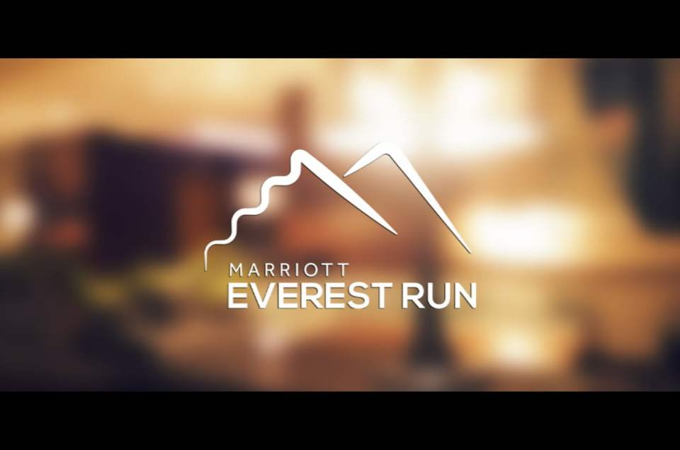 Marriott Everest Run 2016