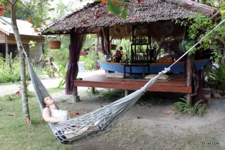 Hammocks are my new thing
