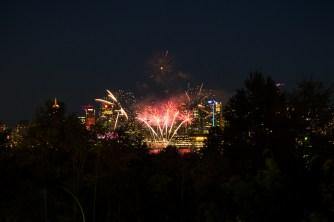 Canada day - fireworks-2