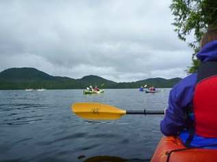 Ketchikan - paddling