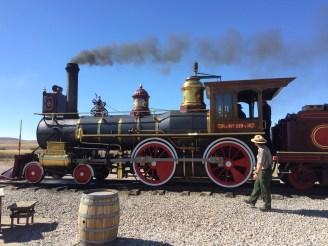 Golden Spike Train