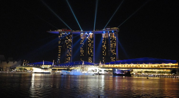 Picture of Marina Bay Sands