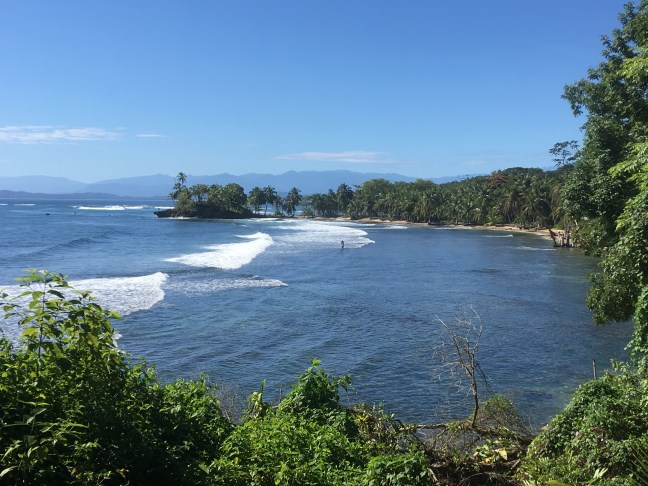 Picture of The Point at Carenero Island in Bocas del Toro