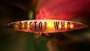 Current Dr. Who Logo