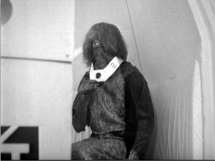 Monoid Two prepares to speak