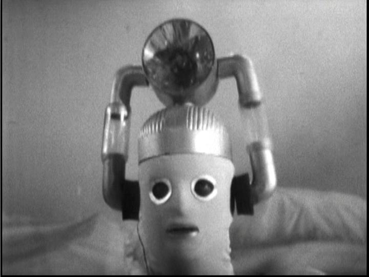 Hello, I'm a Cyberman