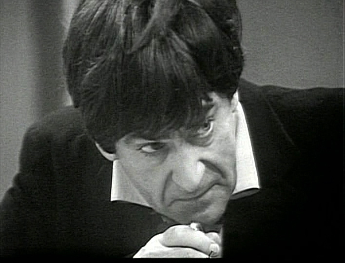 A concerned Second Doctor