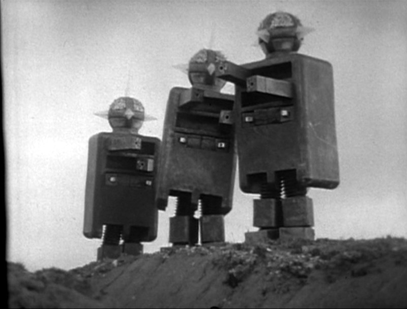 Doctor Who Project: The Dominators