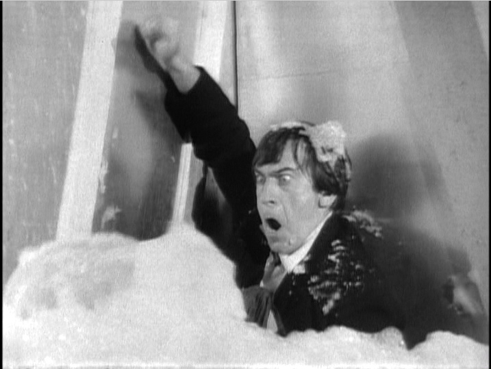 A frenetic Second Doctor