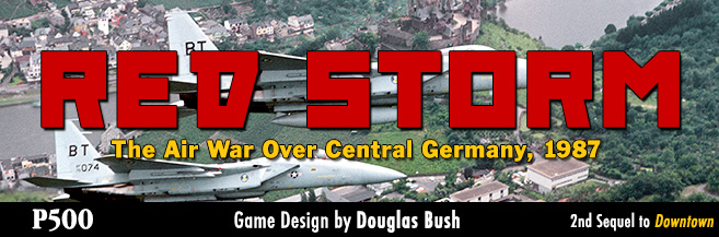 Banner for Red Storm via GMT Games