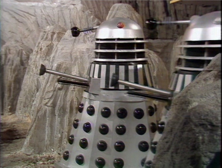 Surprise, Daleks!