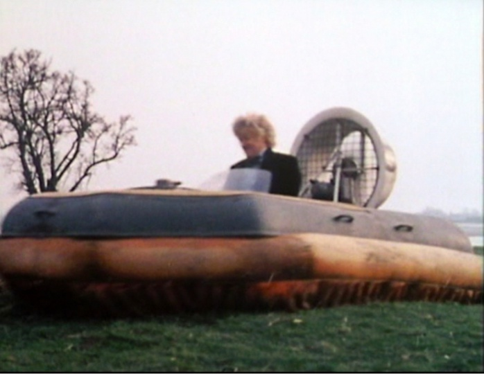 Pertwee at play