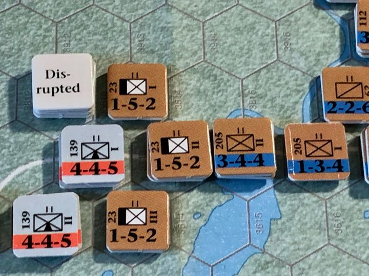 Murmansk 1941, 3rd Mountain on the attack.