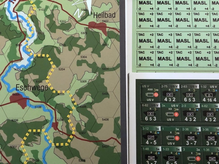 Less Than 60 Miles by Thin Red Line Games