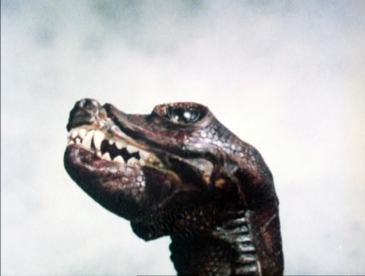Skarasen, Nessie -- all the same to the Zygons