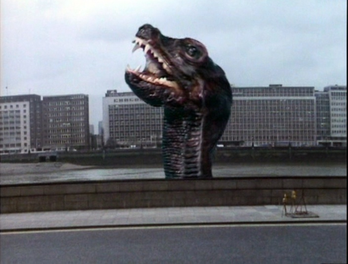 Nessie in the Thames