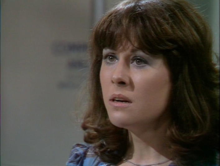 Elisabeth Sladen as Sarah Jane Smith
